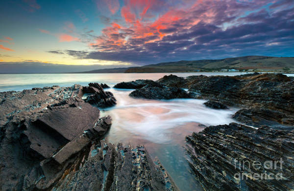 Wall Art - Photograph - Myponga Beach Sunrise by Bill  Robinson