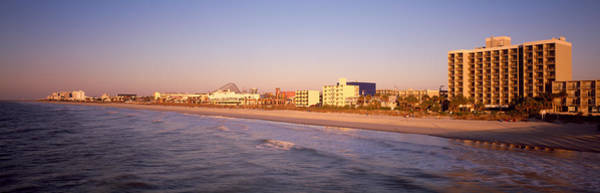Condos Photograph - Myrtle Beach Sc by Panoramic Images