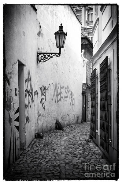 Wall Art - Photograph - Mysteries In Prague by John Rizzuto