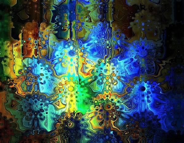 Digital Art - Mysterious Icons by Amanda Moore