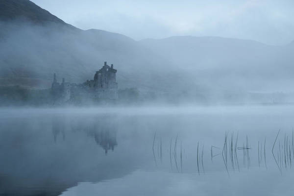 Castle Photograph - Mysterious by Susanne Landolt