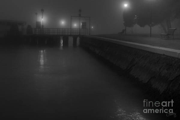 Photograph - Mysterious Venetian Night by Prints of Italy