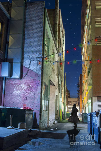 Photograph - Mystery Alley by Juli Scalzi
