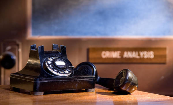 Photograph - Mystery Phone Call by John Magyar Photography