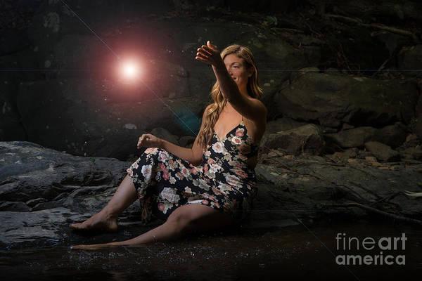 Wall Art - Photograph - Mystic Light by Ryan Crane
