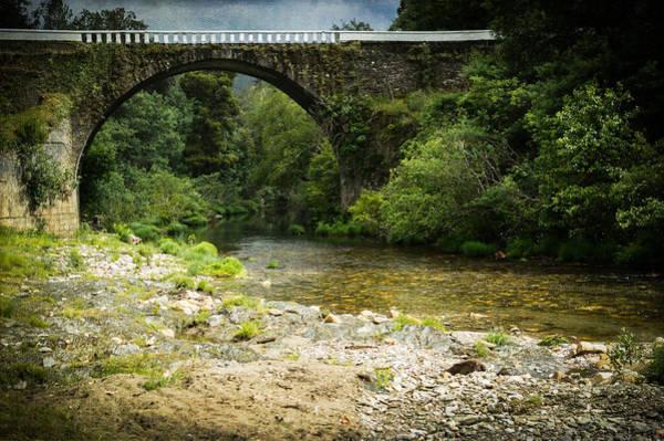 Wall Art - Photograph - Mystic River S2 I - The Devil's Bridge by Marco Oliveira
