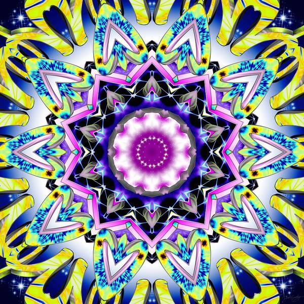 Digital Art - Mystical Essence by Derek Gedney