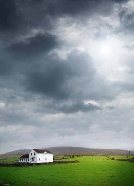 The Burren Photograph - Mystical Ireland by Narvikk