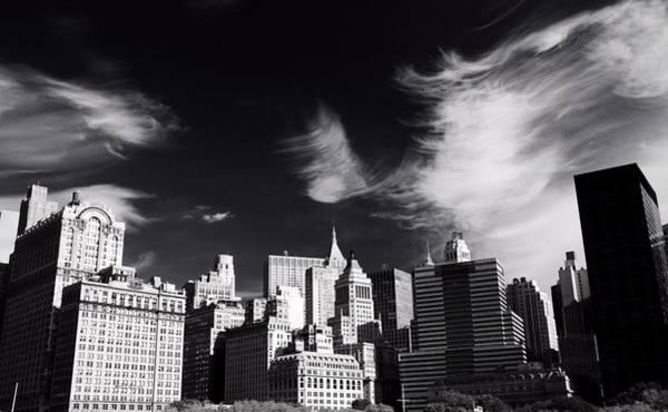 Photograph - Mystical Manhattan Morning by Dan Sproul