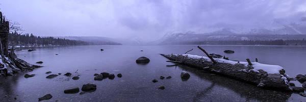 Fallen Leaf Lake Photograph - Mystical Storm by Brad Scott
