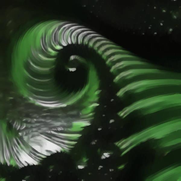 Digital Art - Mythic Worlds by Jeff Iverson