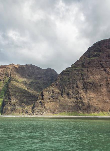Photograph - Na Pali Coast No 1 - Kauai - Hawaii by Belinda Greb