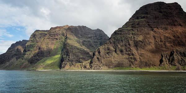 Photograph - Na Pali Coast No 2 - Kauai - Hawaii by Belinda Greb