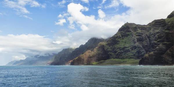 Photograph - Na Pali Coast No 3 - Kauai - Hawaii by Belinda Greb