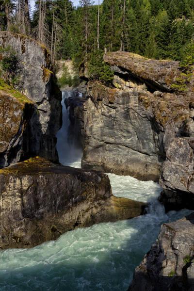 Pemberton Photograph - Nairn Falls by Kathleen Bishop