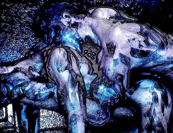 Anticipation Digital Art - Nano Molto by Bob Bienpensant