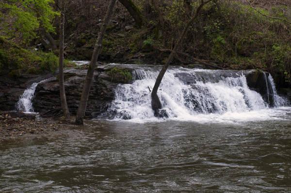 Nantahala Photograph - Nantahala River Falls 2 by Chris Flees