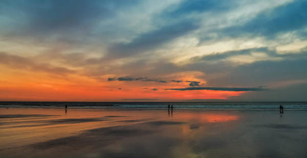 Nantasket Beach Sunrise Art Print