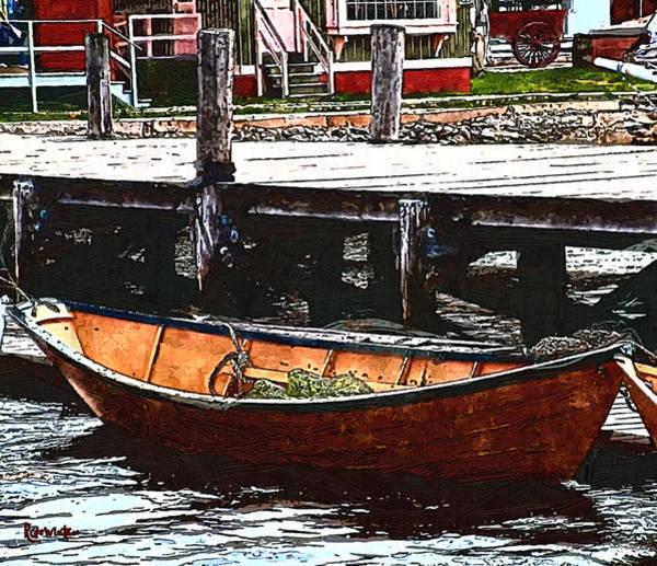 Mystic Seaport Paintings | Fine Art America