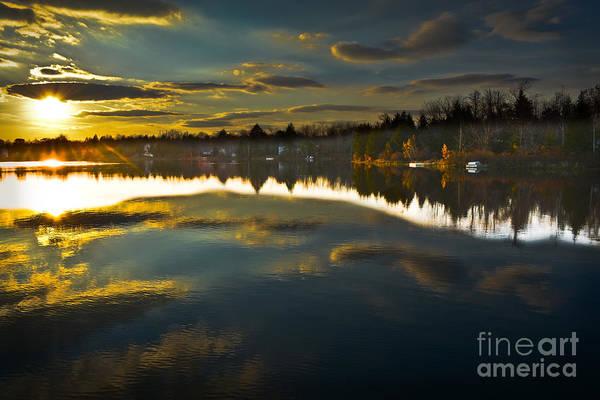 Photograph - Naomi Sunset by Gary Keesler