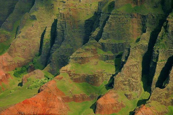 Wall Art - Photograph - Napail Coast Cliffs by Stephen  Vecchiotti
