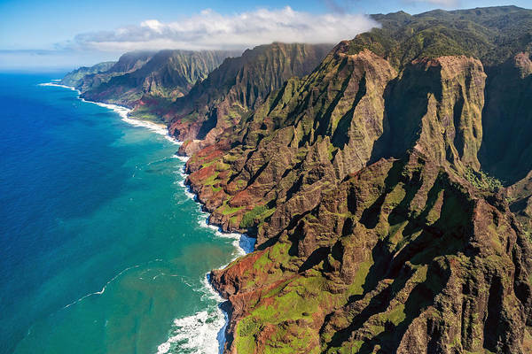 Photograph - Napali Coast Kauai by Pierre Leclerc Photography