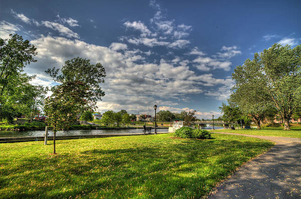 Napanee Photograph - Napanee Harbour In June by John Herzog