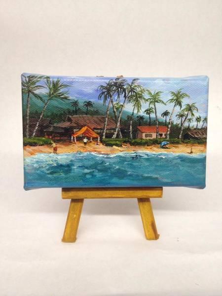 Painting - Napili Bay by Darice Machel McGuire