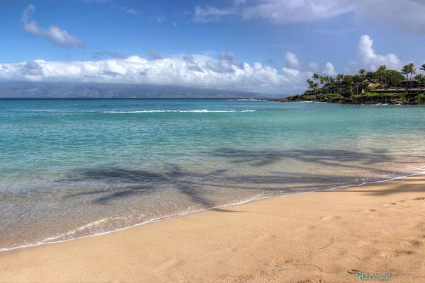 Wall Art - Photograph - Napili Bay Maui by Heidi Smith