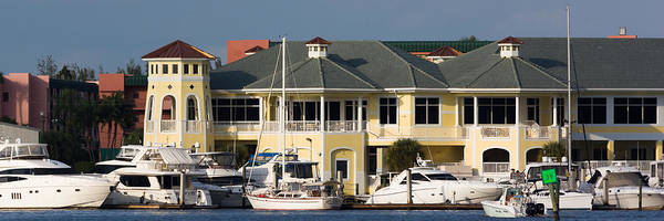 Photograph - Naples Sailing And Yatch Club by Ed Gleichman