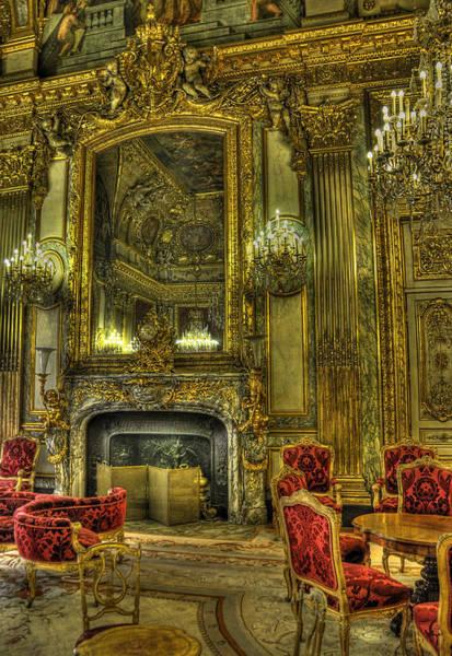 Photograph - Napoleon IIi Room by Michael Kirk