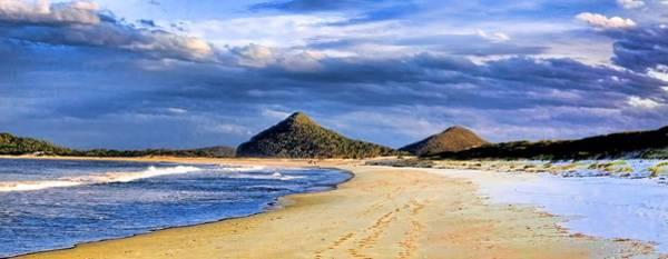 Photograph - Narooma Beach And Islands by David Rich