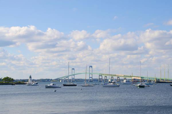 Rhode Island Digital Art - Narragansett Bay by Bill Cannon