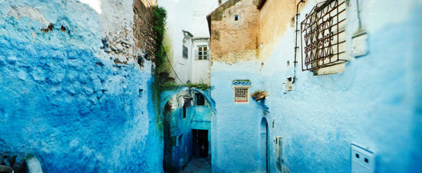 Blues Alley Photograph - Narrow Streets Of The Medina Are All by Panoramic Images
