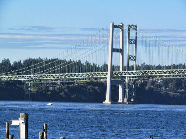 Photograph - Narrows Bridge IIi by Ron Roberts