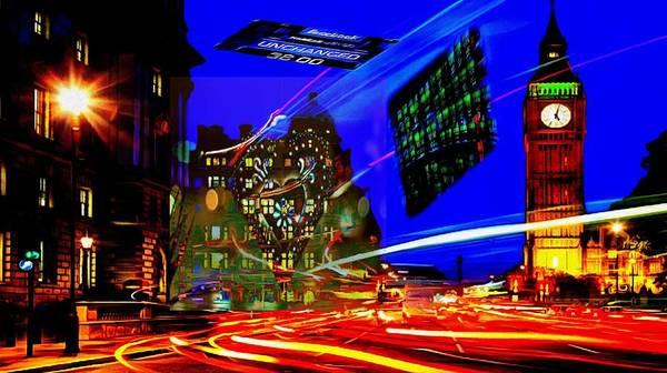 Digital Art - Nasdaq Hearted by Catherine Lott