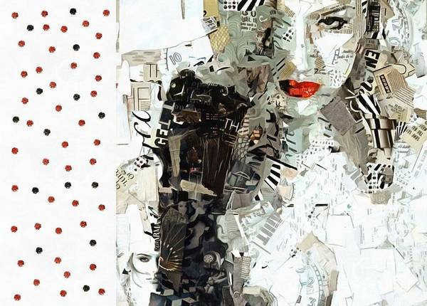 Painting - Nasdaq Lookin At You by Catherine Lott