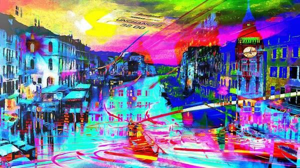 Digital Art - Nasdaq Where by Catherine Lott