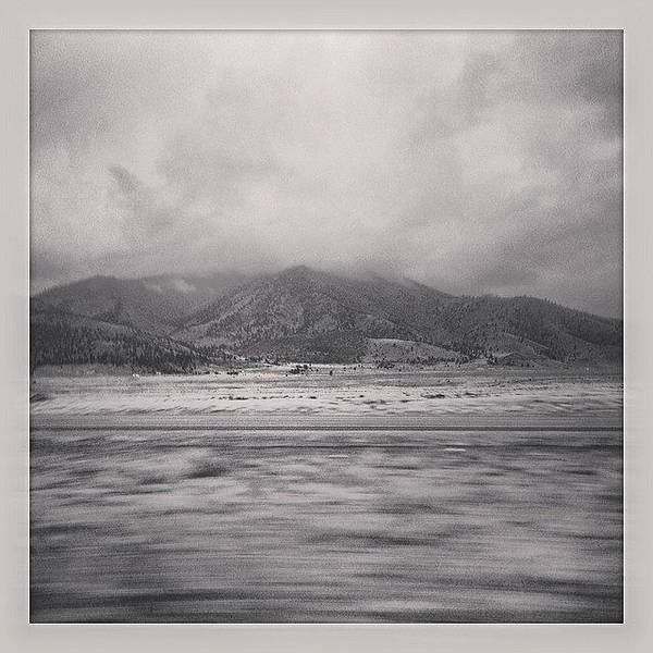 Wall Art - Photograph - Nasty Day For A Road Trip by Tanner Spaulding