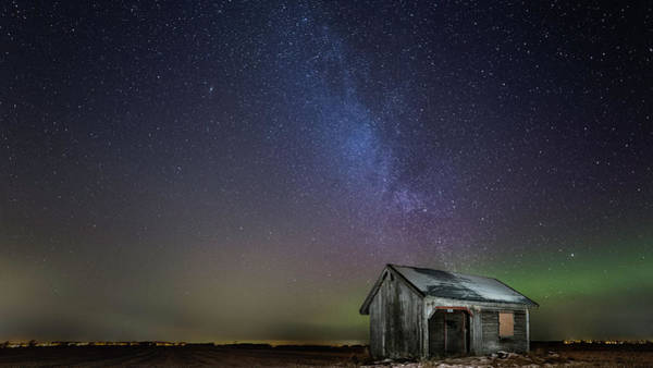 Forgotten Photograph - Nasty Light Pollution by Harri Aho