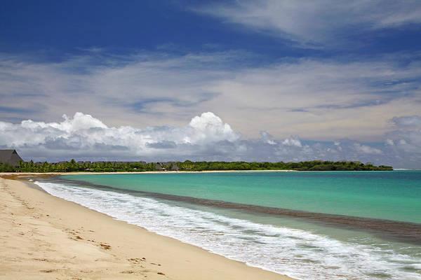 Foreshore Photograph - Natadola Beach, Coral Coast, Viti Levu by David Wall