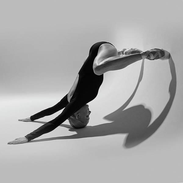 Gymnast Wall Art - Photograph - Natalia by Piotr Leczkowski