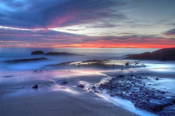 Photograph - Nataliya Sunset by Cliff Wassmann