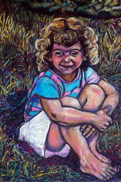 Painting - Natasha by Kendall Kessler