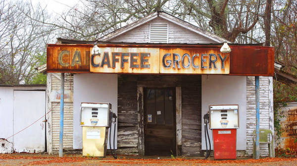 Photograph - Natchez Store by Keith May