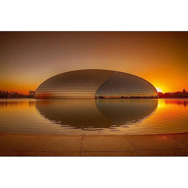 Sunny Photograph - National Centre For The Performing Arts by Sunny Merindo