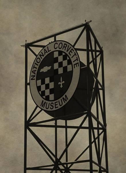 Photograph - National Corvette Museum by Dan Sproul