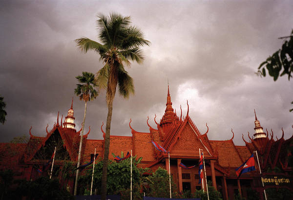 Photograph - National Museum Of Cambodia by Shaun Higson