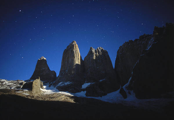 Southern Hemisphere Wall Art - Photograph - National Park In Patagonia, Chile by Peter Essick