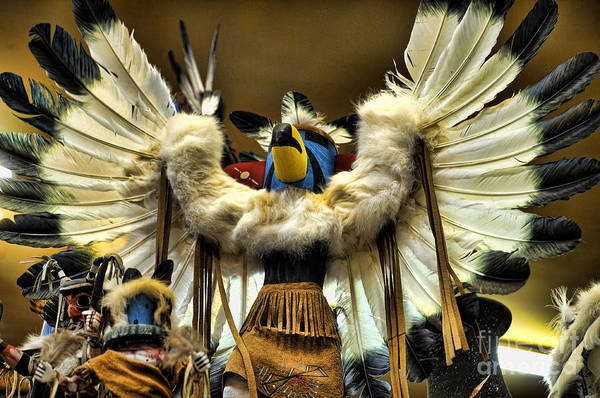 Photograph - Native American Heritage  by Brenda Kean